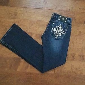 Miss Me Jeans size 29 *EUC*